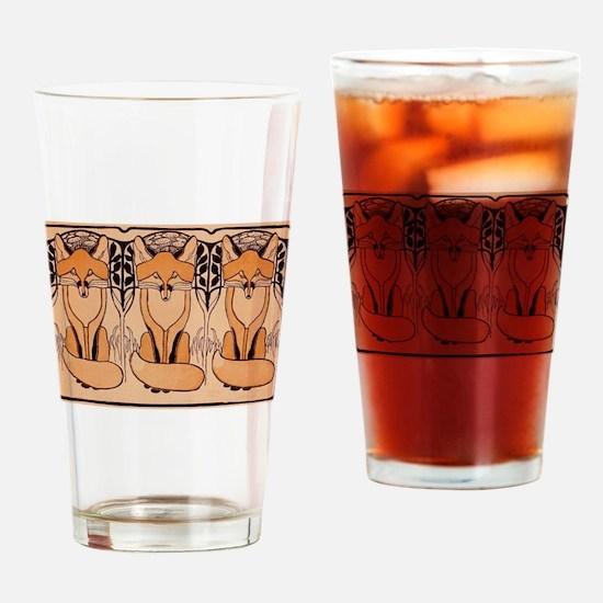 Jugend Fox Drinking Glass