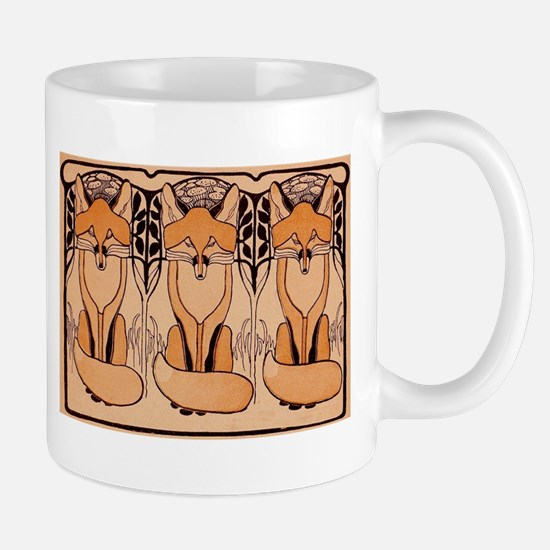 Jugend Fox Mugs