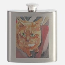 Ginger Perspective Flask