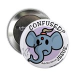 Habu Confusion Button (100 pack)