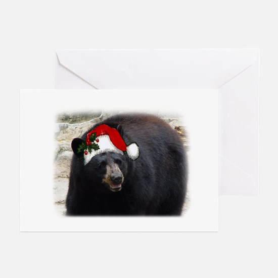 Susie Claus Greeting Cards