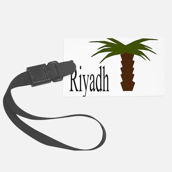 I love Riyadh, amazing city! Luggage Tag