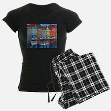 NyhavncolorsTshirt.jpg Pajamas