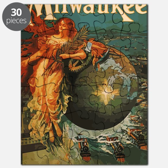 Cute Milwaukee Puzzle