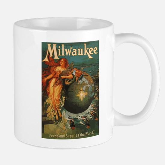 Milwaukee Feeds World Mugs