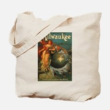 Milwaukee Feeds World Tote Bag