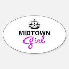 Midtown Girl Decal
