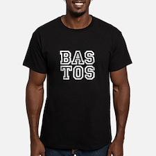 BASTOS-3 Black T-Shirt