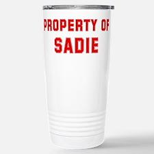Unique Property Travel Mug