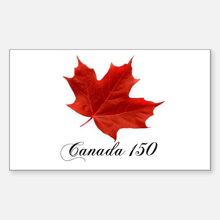 Canada 150 Decal