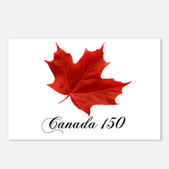 Canada 150 Postcards (Package of 8)