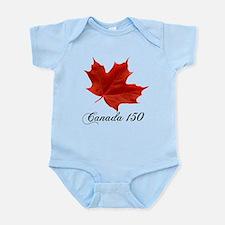 Canada 150 Body Suit