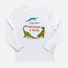 Training Paleo Long Sleeve T-Shirt