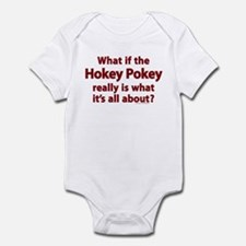 What if the Hokey Pokey Infant Bodysuit