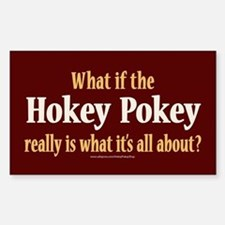 What if the Hokey Pokey Decal