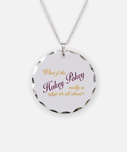 What if the hokey pokey Necklace