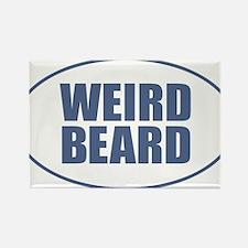 Weird Beard Magnets