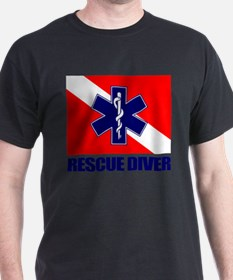 Rescue Diver (emt) T-Shirt