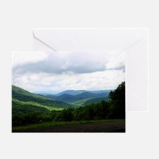 Smoky Mountains Greeting Cards
