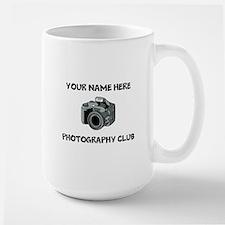 Photography Club Large Mug