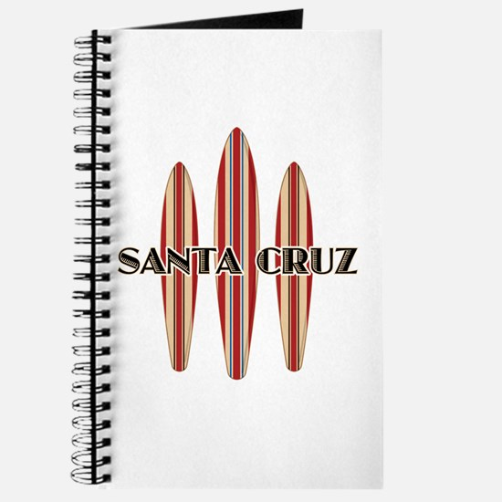 Santa Cruz Surf Boards Journal