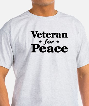 Veteran for Peace T-Shirt
