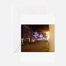 Christmas on the Pantiles, Tu Greeting Card