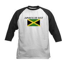 JAMAICA OR BUST Tee