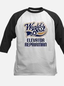 Elevator Repairman (Worlds Best) Baseball Jersey