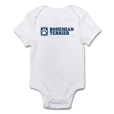 BOHEMIAN TERRIER Infant Bodysuit