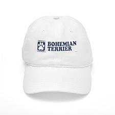 BOHEMIAN TERRIER Baseball Cap