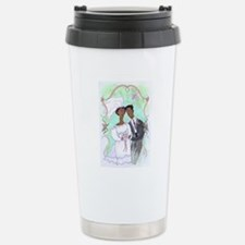 Funny Black grooms Travel Mug
