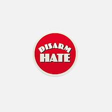 Disarm Hate Mini Button