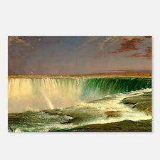 Niagara Falls by Frederic Edwin Church Postcards (