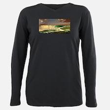 Niagara Falls by Frederic Edwin Church T-Shirt