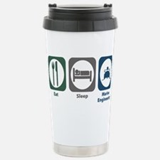 Funny Marines humor Travel Mug