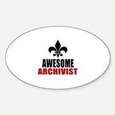 Awesome Archivist Decal