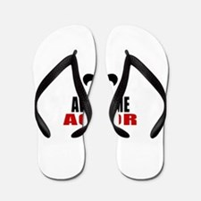 Awesome Actor Flip Flops