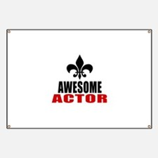 Awesome Actor Banner