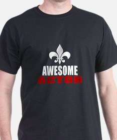 Awesome Actor T-Shirt