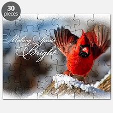 Making Spirits Bright Puzzle