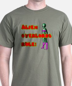 Alien Overlords Rule!