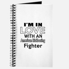 I Am In Love With American kickboxing Figh Journal