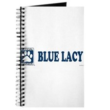 BLUE LACY Journal