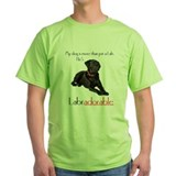 Funny animal Green T-Shirt