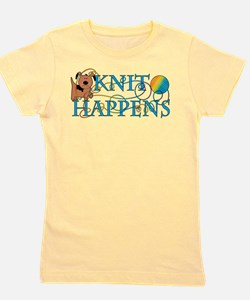 Knit Happen (Dog) T-Shirt