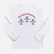 Grandpas Wingman 2 Long Sleeve T-Shirt