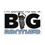 Im Going To Be A Big Brother Wall Decal