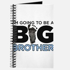 Im Going To Be A Big Brother Journal