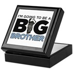 Im Going To Be A Big Brother Keepsake Box